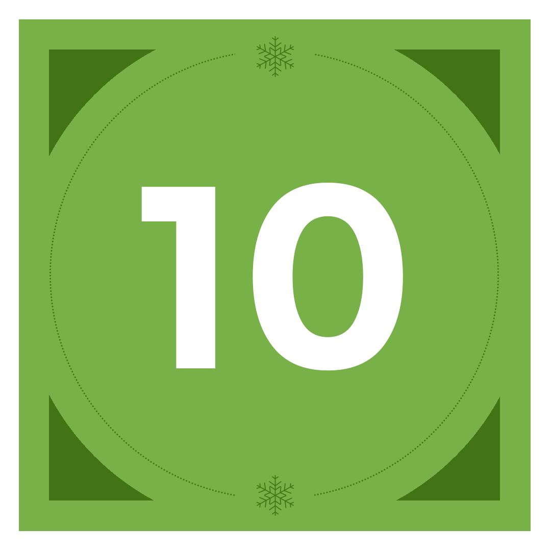 Défi 10
