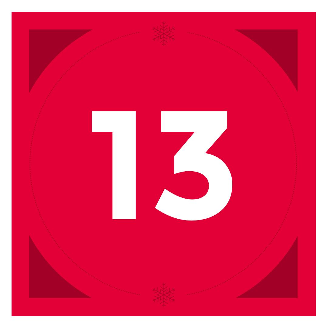 Défi 13