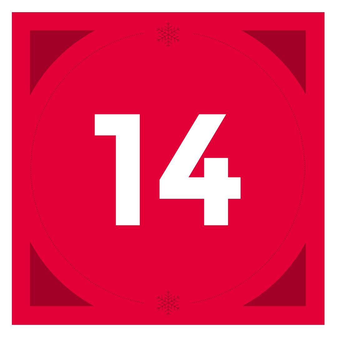 Défi 14