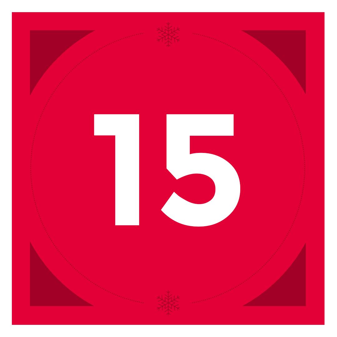 Défi 15
