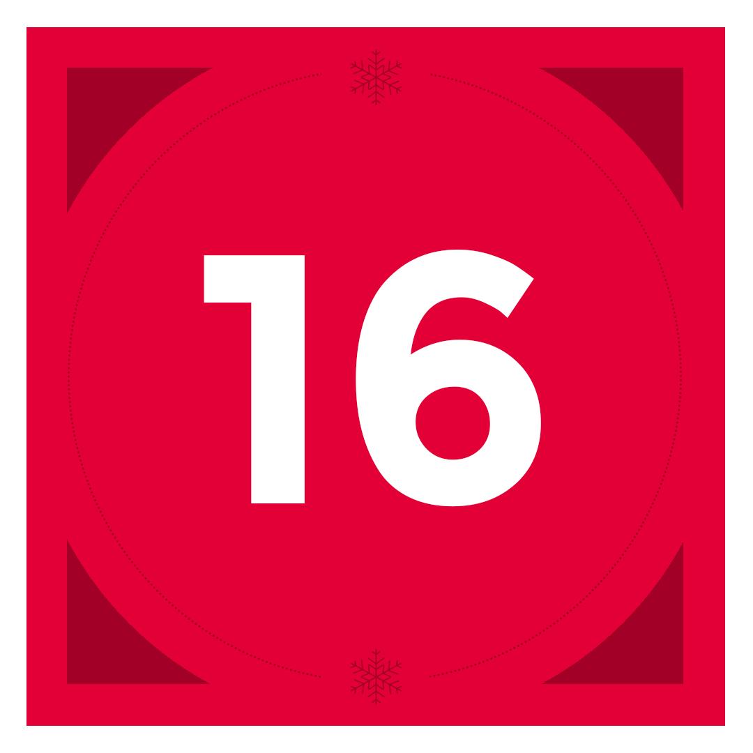 Défi 16