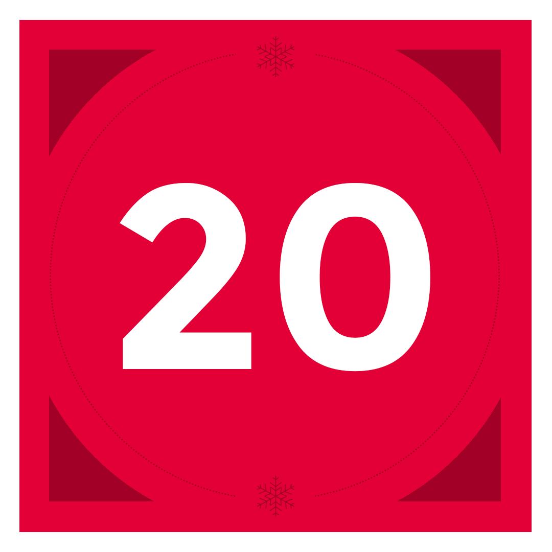 Défi 20