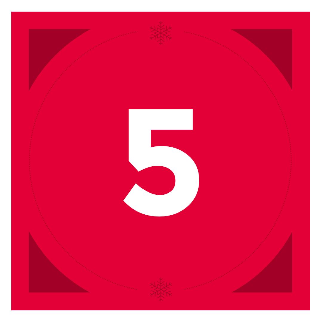 Défi 5