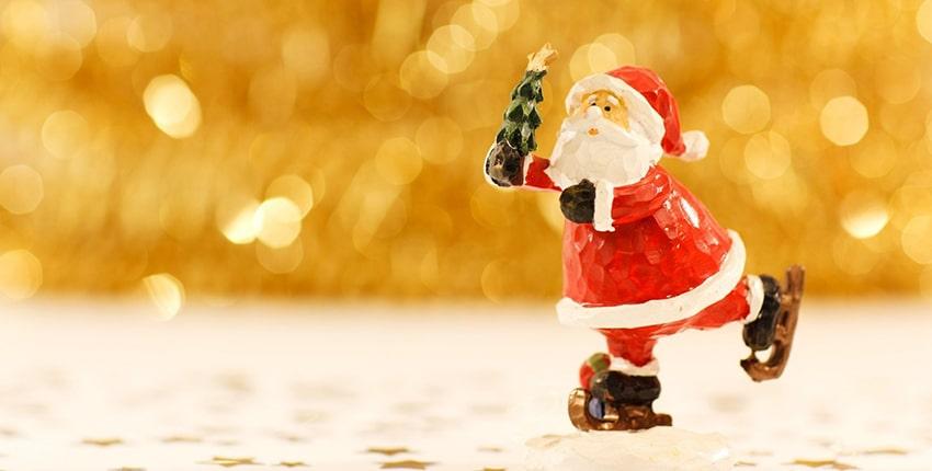 Jésus versus le Père Noël