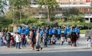 Les enfants, le dernier programme d'une campagne d'évangélisation (2/2)