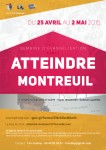 #Atteindre Montreuil 2015