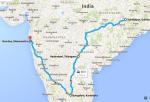 Mon voyage en Inde
