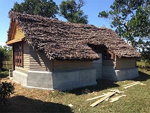 Maison anticyclonique à Mahatsara