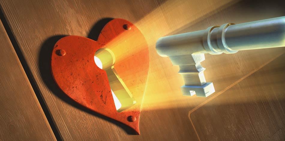 évangélisation coeur ouvre