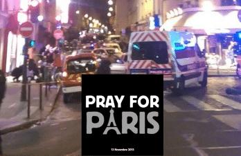 Après les attentats : #PrayForParis ?