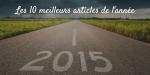 Les 10 articles de 2015 à lire absolument