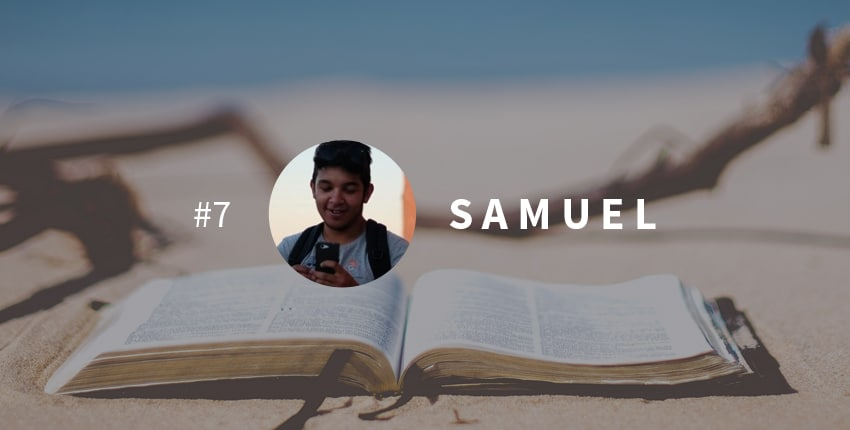 Une vie transformée #7 : Samuel