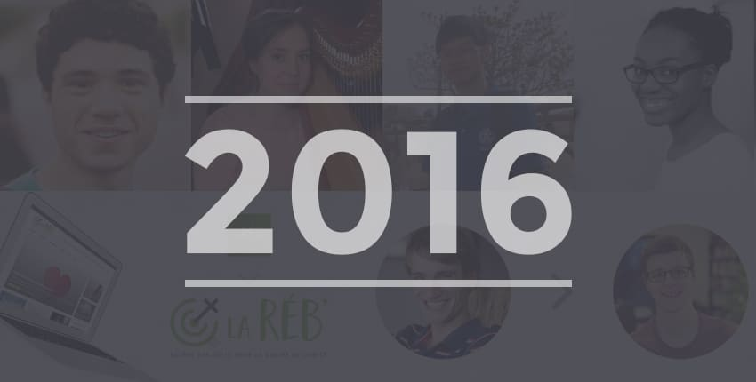 Voilà ce que tu ne devais pas rater sur la Réb' en 2016