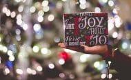 Pour toi aussi, Noël peut-être une bonne nouvelle pleine de joie