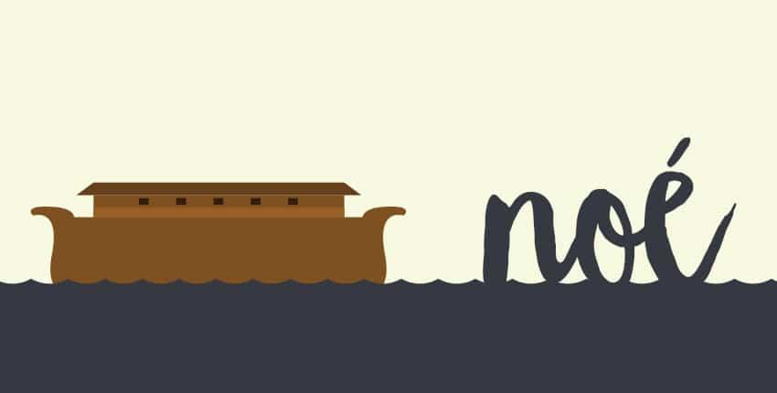 Jésus, meilleur que : Noé
