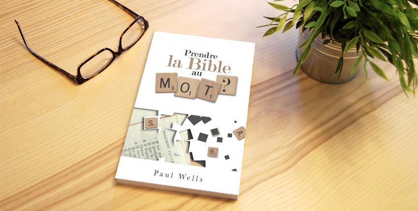 Prendre la Bible au mot