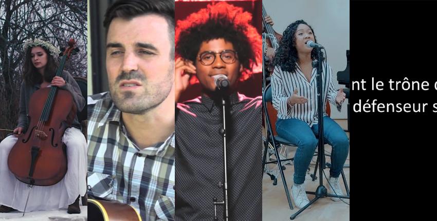 Y'a quoi dans ta playlist ? – Février 2018