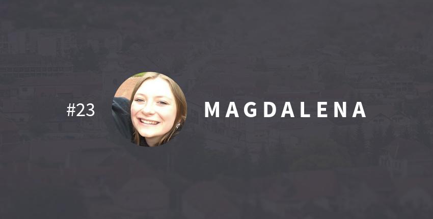 Vie transformée Magdalena