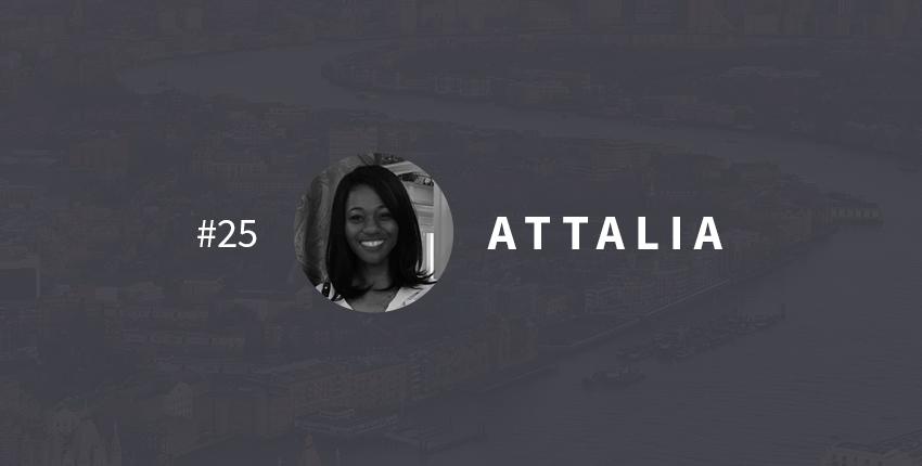 Une vie transformée #25 : Attalia