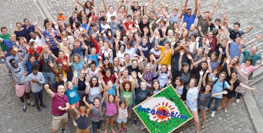 #Profitedetajeunesse… et de tes étés ! (Camp InterAction)