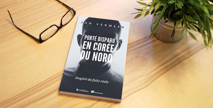 Le livre du mois : «Porté disparu en Corée du Nord» de Jan Vermeer