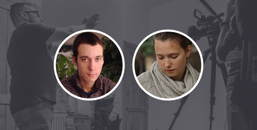 Le défi de Léo-Nils et Mélodine : tourner un film qui parle de Jésus