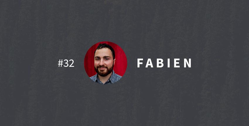 Une vie transformée #32 : Fabien