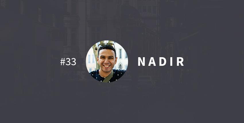 Une vie transformée #33 : Nadir