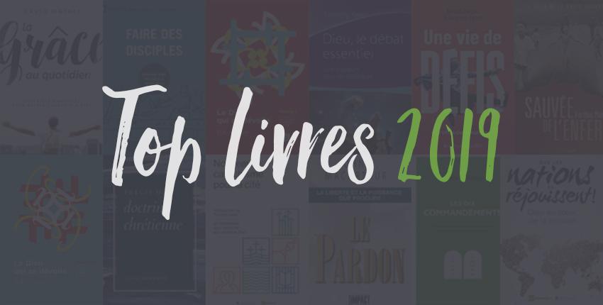 Le top 3 des livres qui ont impacté les éditeurs de la Réb' en 2019