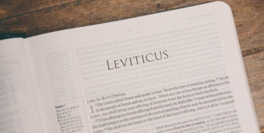 Bien comprendre Lévitique (partie 1)