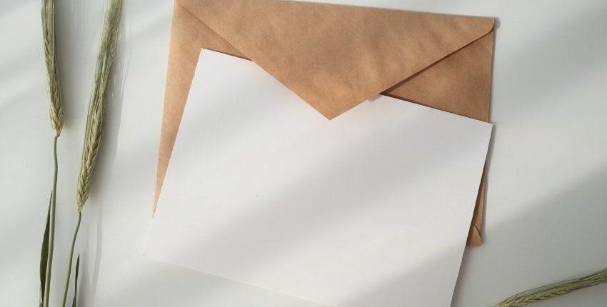 Lettre à ton futur conjoint