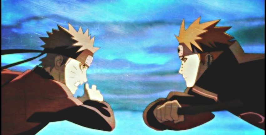 Pain, Naruto et le cycle de la haine