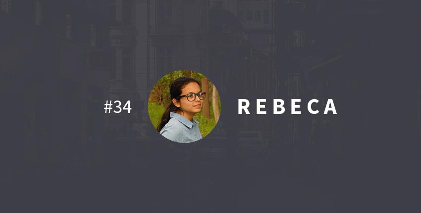 Une vie transformée #34 : Rebeca