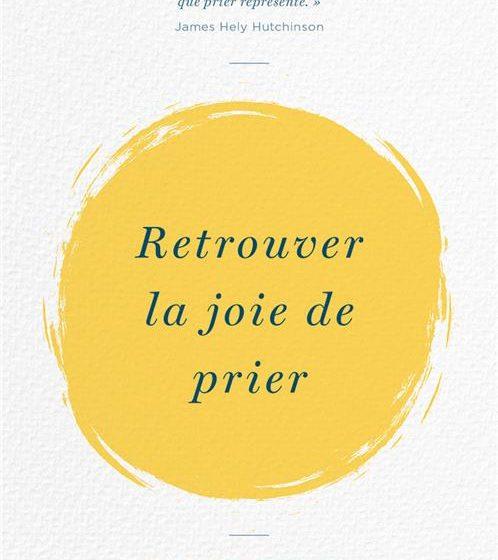 Le livre du mois : «Retrouver la joie de prier» de Michael Reeves