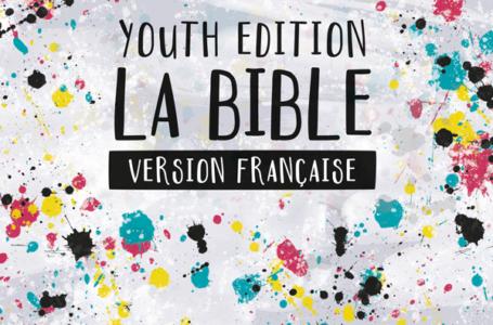 La «Youth Bible» : découvrir la Bible par la créativité.