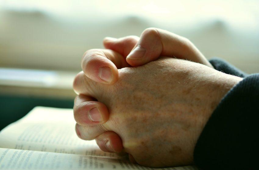 Une prière pour nous encourager dans notre jeunesse !