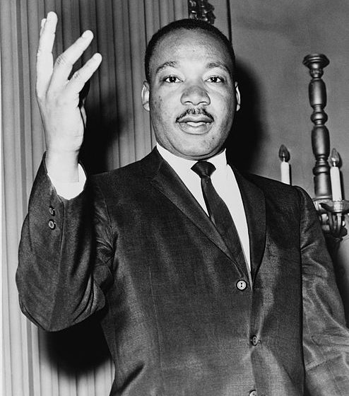 Sur les épaules de géants #10 : Martin Luther King
