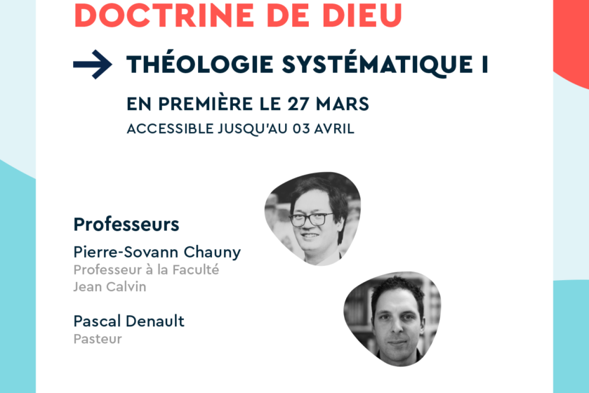 Formation #Transmettre du 27 mars sur la doctrine de Dieu : une offre spéciale pour les rébellutionnaires !