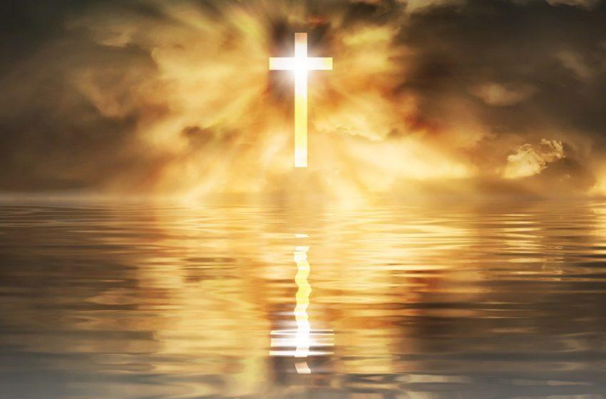 Christ est ressuscité, il est vraiment ressuscité!