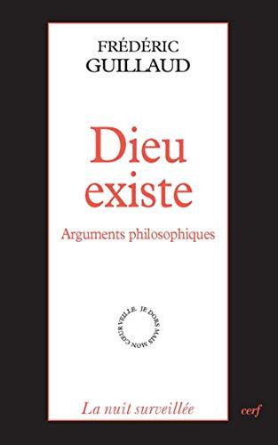 Le meilleur livre en français sur les preuves de l'existence de Dieu