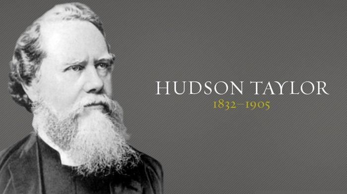 Sur les épaules de géants #13 : Hudson Taylor