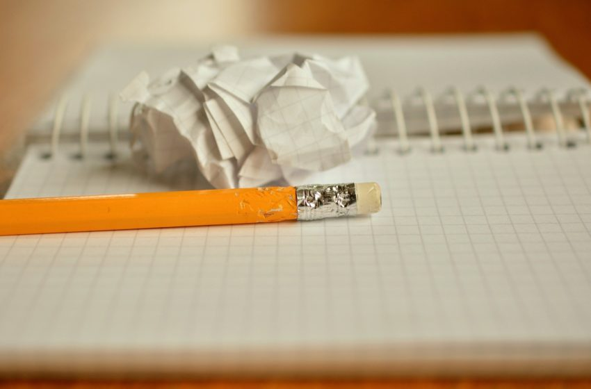 Écris un article – Défi du mois